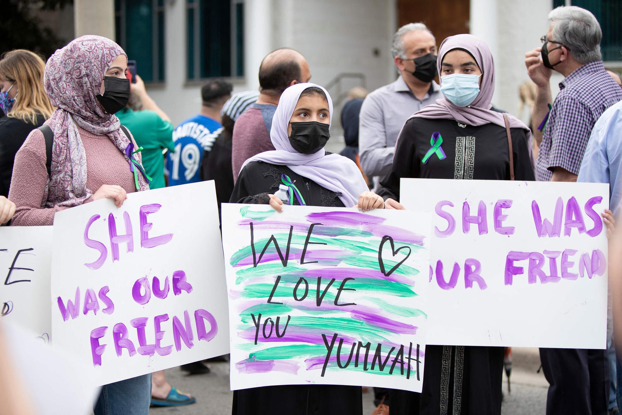 加拿大:悼念仇恨犯罪案件的穆斯林遇难者
