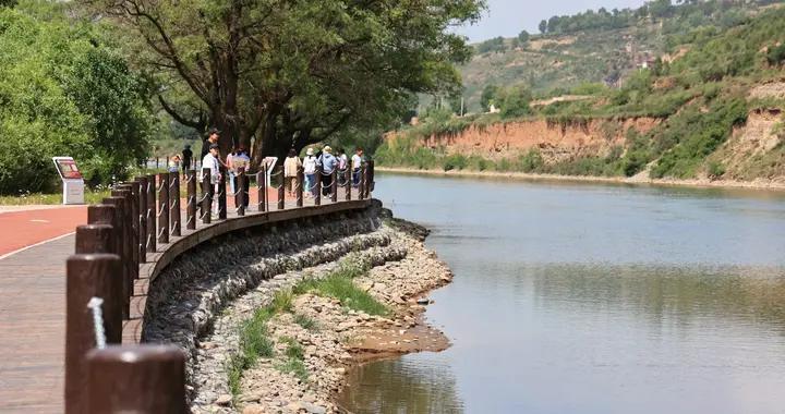 """定西冷门免费""""小江南"""":空气清新环境佳,溪流潺潺风景好"""