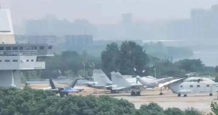 枢密院十号:这是……中国即将进入隐形舰载机时代?