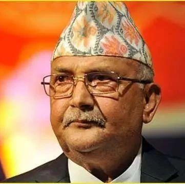 """尼泊尔总理:与印度""""误会""""消除 感谢中印提供疫苗"""