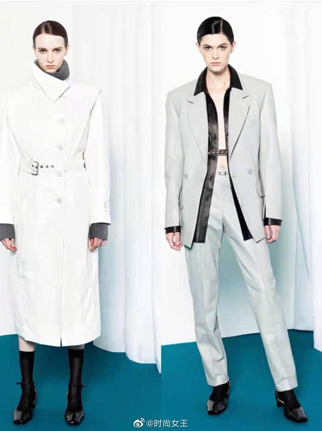 DROME品牌视皮革为核心设计元素,而不仅仅拘泥于皮夹克路线……