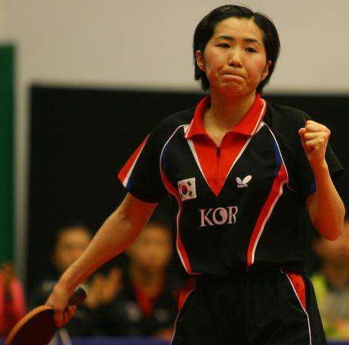 中国乒乓天才不被重视,如韩籍后为韩出战,两次战胜王楠