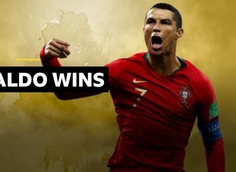 BBC评选本世纪最受欢迎的欧洲球员:C罗力压小白齐祖等人当选