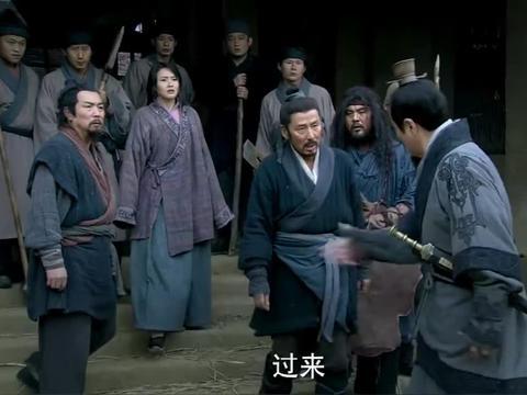 楚汉传奇:刘邦在不知情的情况下,闯下大祸淡定为其善后!