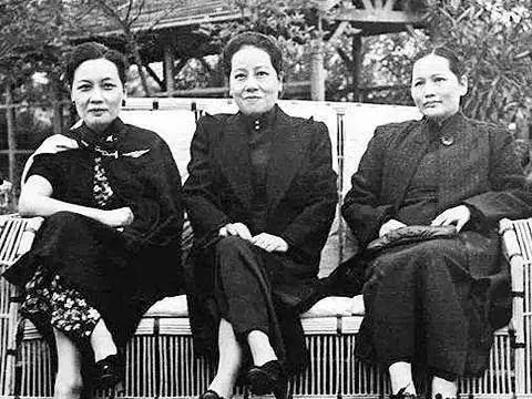 看了宋氏三姐妹的妈才知道,有其母必有其女,这才是真正的虎妈!