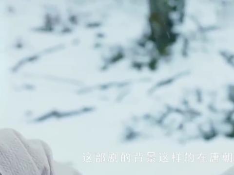狼殿下:肖战一脸胡渣显沧桑,白雪落在他头发,这幕很唯美