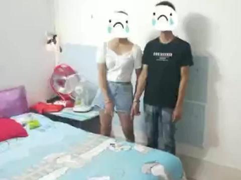 出租屋两男两女正进行卖淫嫖娼,被玉林陆川警方当场抓获