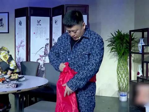欢乐喜剧人:太心酸!宋晓峰化身酒店服务员为打工人发声