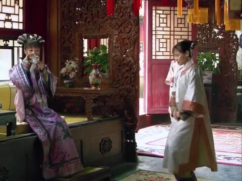 甄嬛的母亲入宫,安陵容赏她东阿阿胶,安陵容终于在上面一次了!