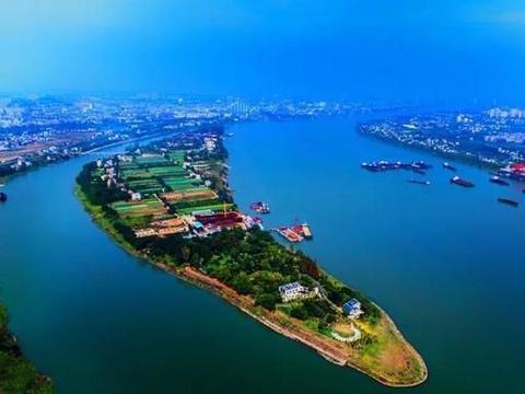 湖南第一大河流,干流全长844公里,是长江流域洞庭湖水系