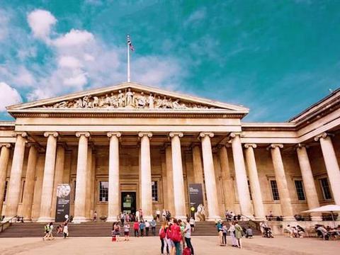 来自日不落的大英博物馆,内含各国闪耀的文化宝藏