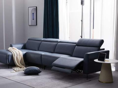 下班回家来个葛优躺 8H Master大师电动沙发让质感生活再进阶