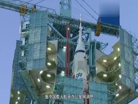 天宫空间站即将迎来乔迁大喜,筑梦九天中国人说到做到
