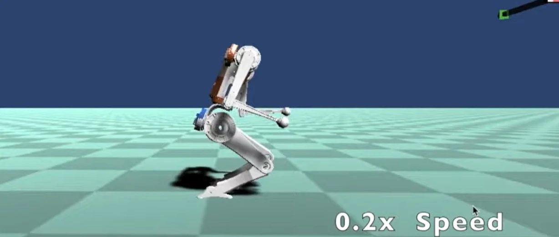 MIT正在研发全新跑酷机器人,腿部设计是亮点,夏季开始正式构建