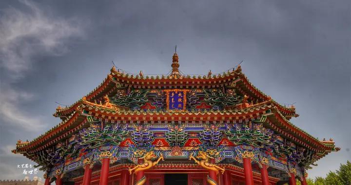 探秘沈阳故宫,它有一座独一无二的大烟囱,400年前就有地热供暖