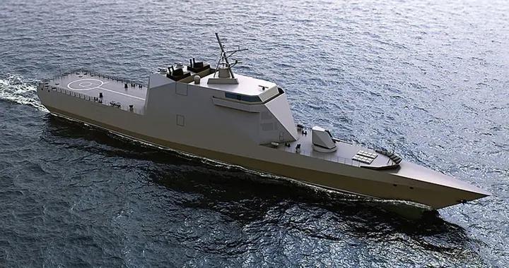 俄版濒海战斗舰即将完工 排水量3400吨 火力强大造价超过1艘054AP