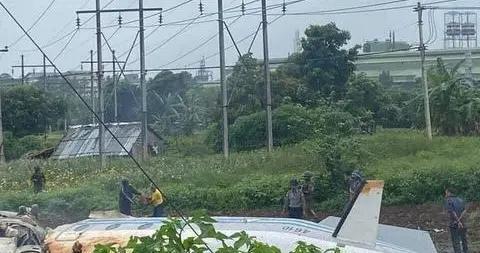 缅甸军机坠毁至少12人死亡 外媒:机上可能有高级军官