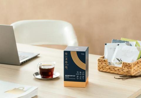 eimele亦餐代谢咖啡 体重管理的及时雨