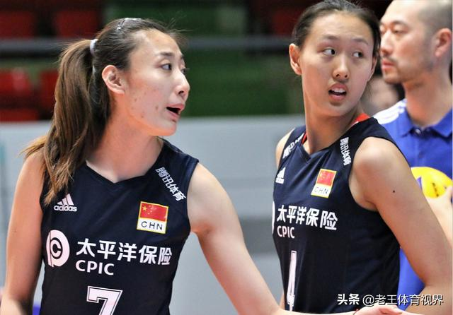 4位替补副攻2人已出局 杨涵玉PK王媛媛,世青赛MVP或逆袭进奥运