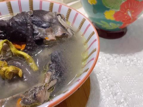 石斛西洋参乌鸡汤,工作压力大一定要试试这道汤哦