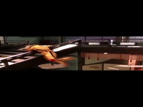 杀死比尔:男子的实力真是不容小觑,和黑响尾蛇打的不相上下