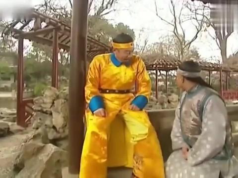 李卫当官:皇上问有没有好人李卫:听说皇上这人不糊涂!真逗