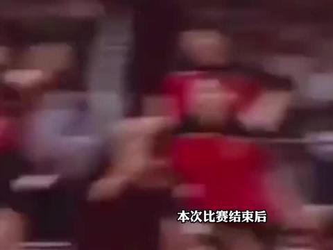 中巴斗殴事件,朱芳雨的朱八组合拳名震江湖,中国男篮打架没输过