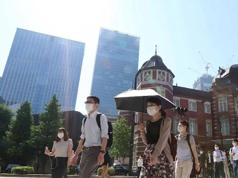 日本学生中暑,北海道呼吁体育课不必戴口罩