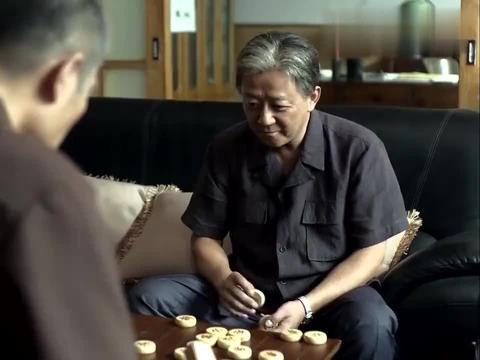 影视:俩个小老头下棋,老江俩夫妻想套老江去下馆子