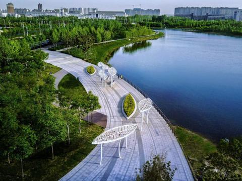 对城市公园景观设计的前景展望 建科园林景观设计