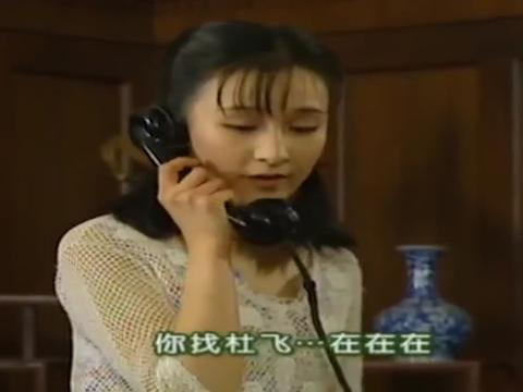 杜飞和如萍妈妈吵起来了,看上去可逗了,肚子给我笑痛