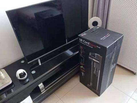 【优然科技】居家生活好帮手-LG A9K-MAX吸尘器开箱体验