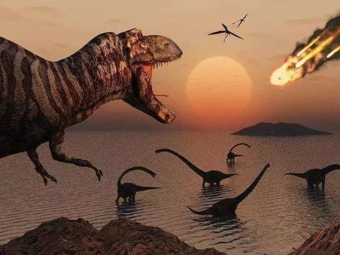 一颗小行星撞击地球,真的能让恐龙从地球上消失?