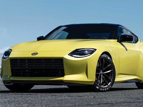 日系双门跑车,预计20多万能入手,日产Z Proto量产版