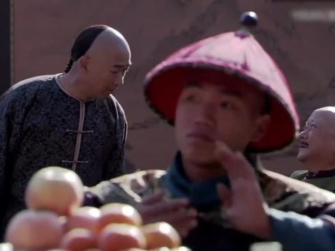 和珅有意寒碜纪晓岚,老纪虽是面色阴沉,却也不置一词!