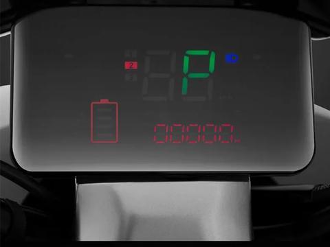 大阳推出新电摩H8,最大可配72V30Ah电池,续航达到100公里!