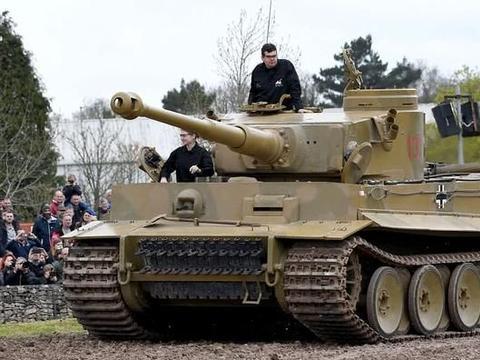 比老虎濒危的虎式坦克:全世界的虎式有6辆,能开的只有它