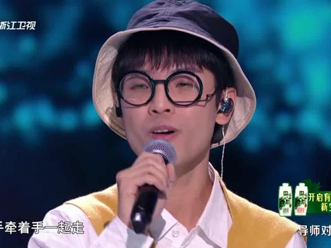 好声音:苏伟的声音确实有些像吴青峰啊,听着很舒服