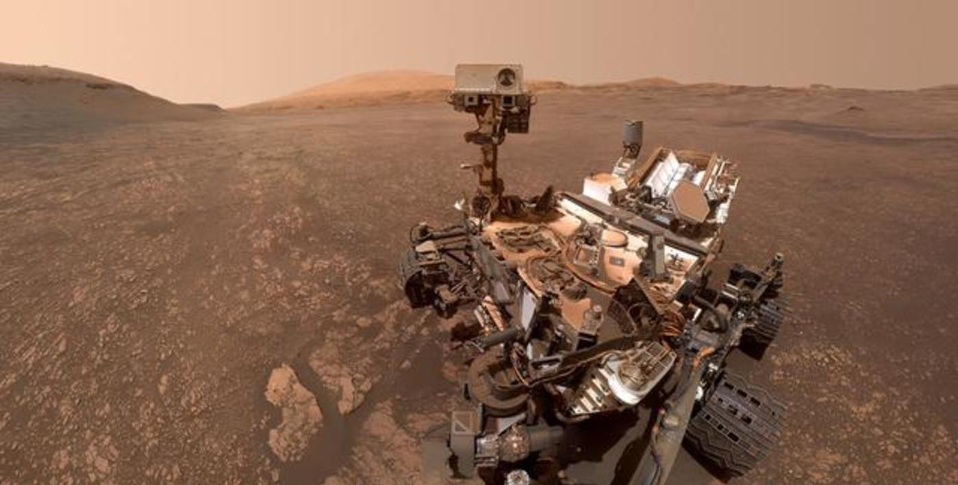 如果没有穿宇航服,人类能在火星活多久?火星车回传照片揭露答案