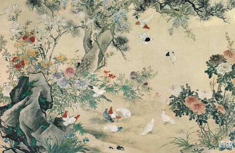 齐白石书画院-汤发周说,齐白石拥有和平意识,怒斥美帝国主义!