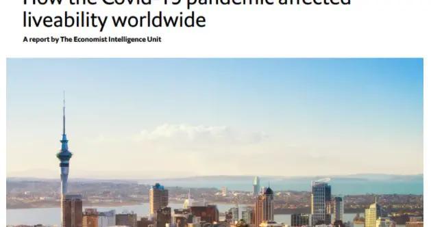 2021全球十大最宜居城市 新西兰的奥克兰排第一