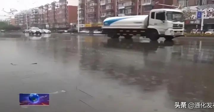 【吉林新闻联播】通化市加强防汛应对 全面提升水利设施防洪防汛能力