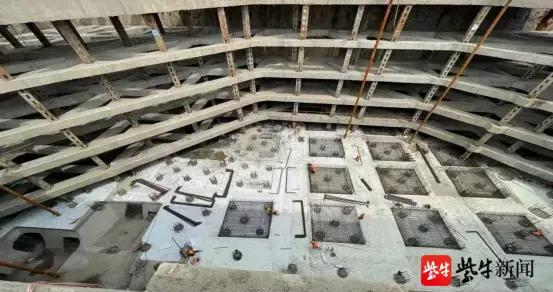 南京江北新区地下空间二期项目将迎来开工计划关键期