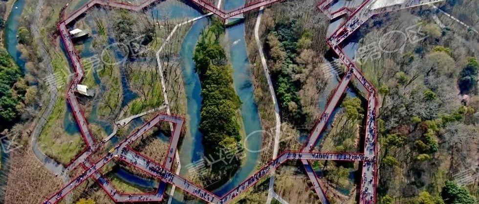 """嘉兴西南湖""""网红桥""""名字定了,叫鸳鸯廊桥!网友:好的,网红桥!"""