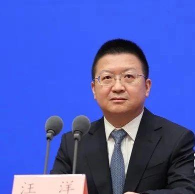 汪洋任交通运输部副部长