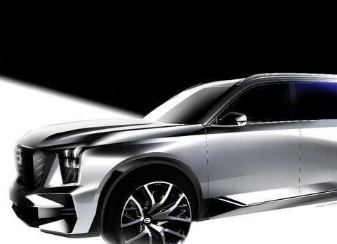 2022款广汽传祺GS8亮相,2.0T+8AT,剑指本田冠道
