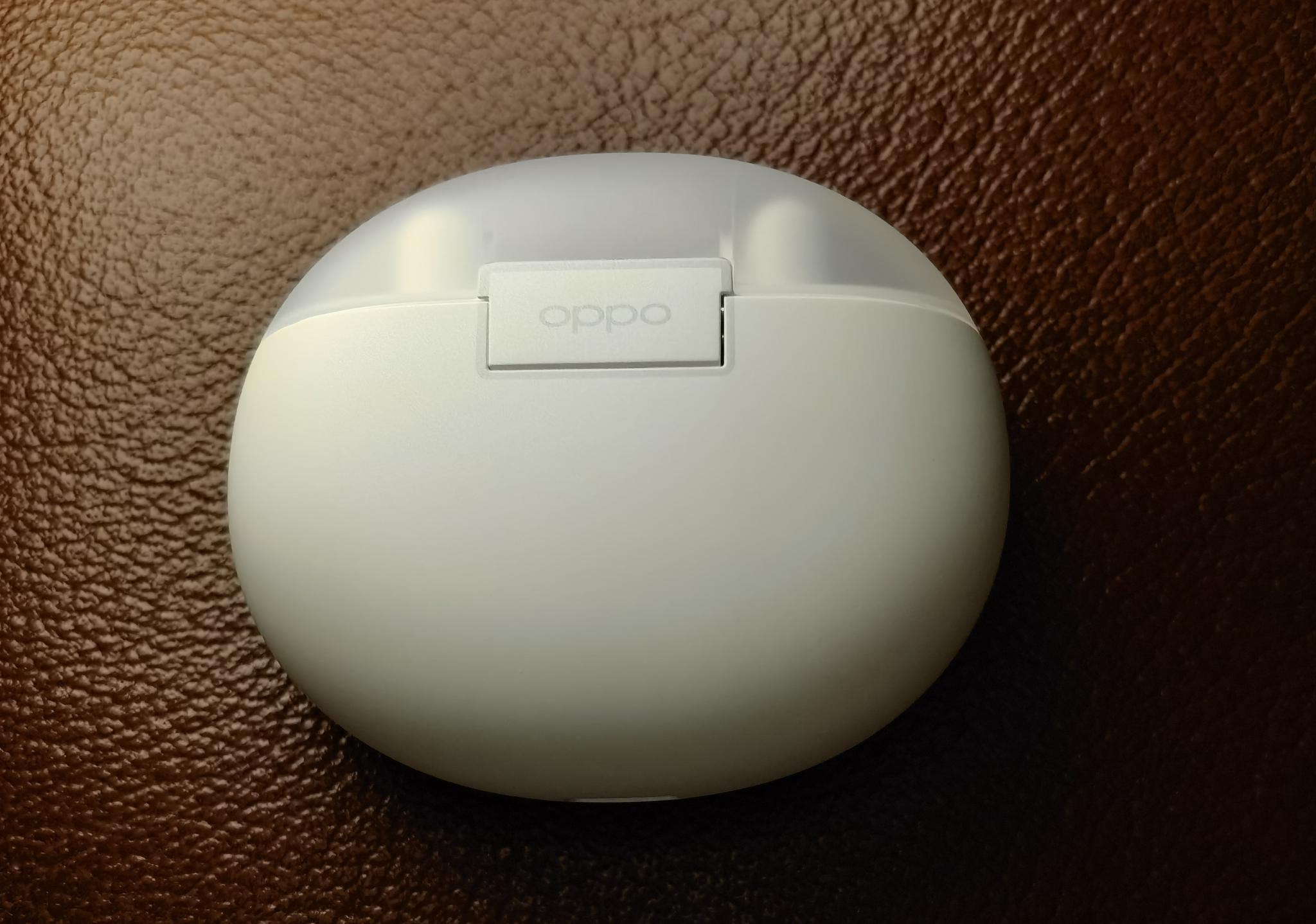 OPPO Enco Air蓝牙耳机:颜有透明果冻仓,内有德国莱茵实力认证