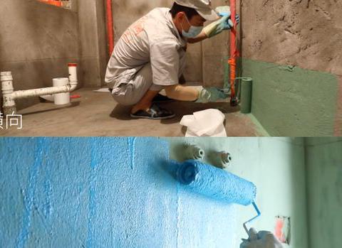入住新房不久,发现墙面发霉,很有可能是因为防水没做好