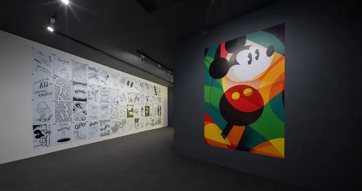 """""""好奇无界""""来沪,看米奇与现当代艺术的连结"""