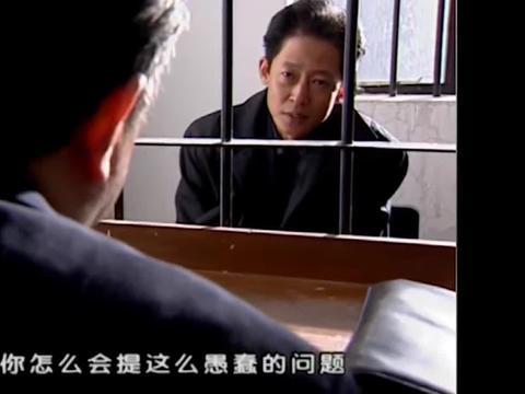 国产高分犯罪片《黑冰》:王志文教科书般的台词表演,让人折服